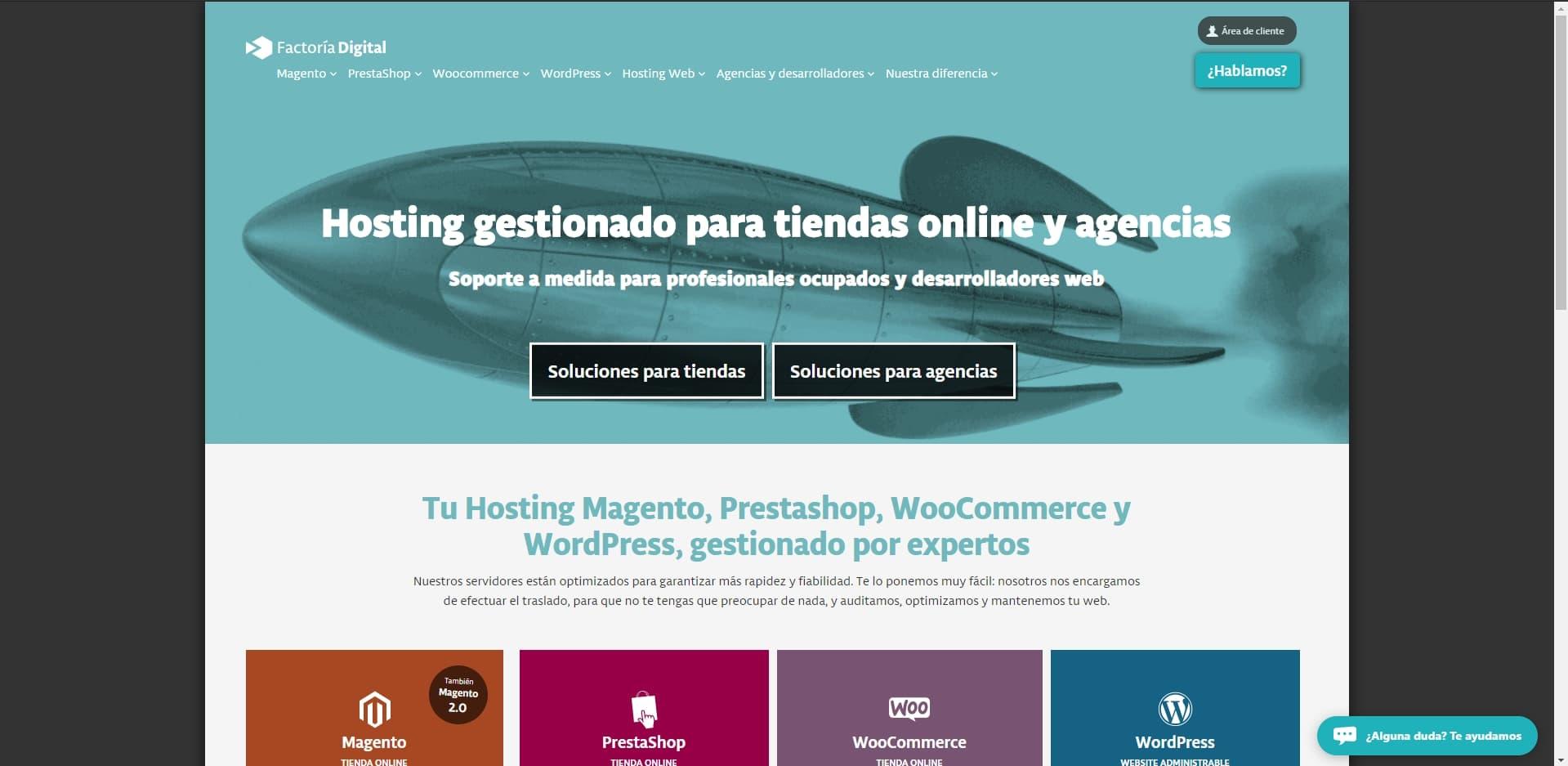 Factoria Digital Web