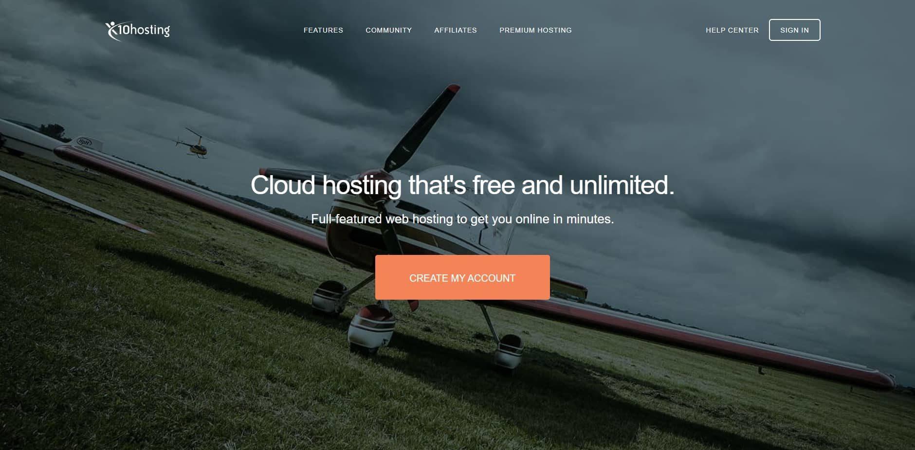 X10hosting web