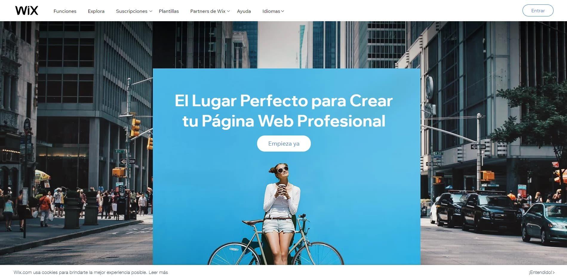 wix web