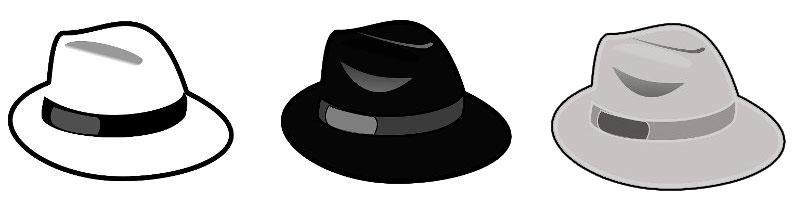 Black hat grey hat