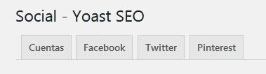Social Yoast Seo