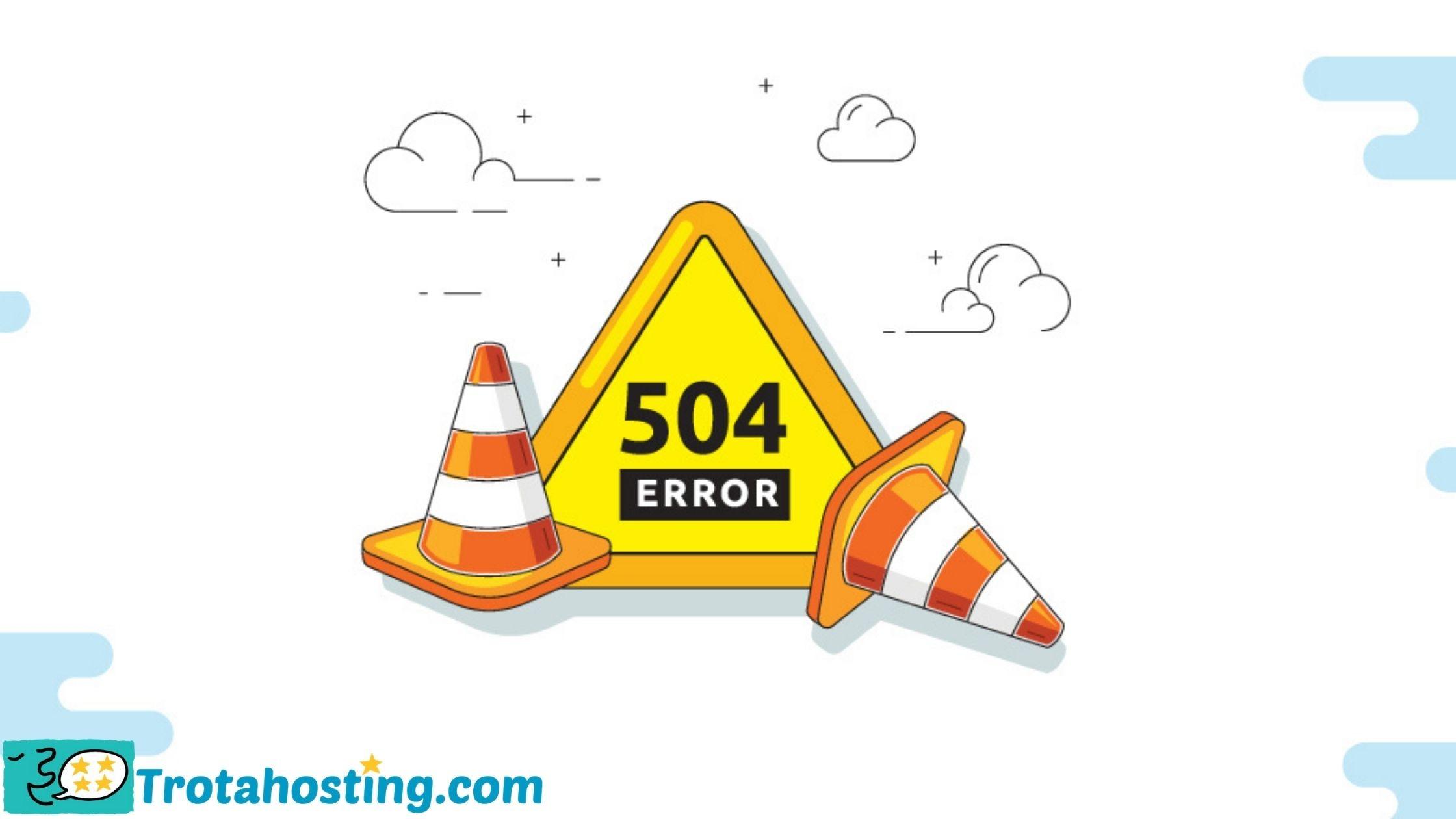 Error 504